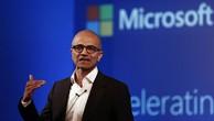 Satya Nadella - CEO của Microsoft - Ảnh: Reuters.