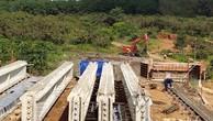 Qua thanh tra, Sở KH&ĐT tỉnh Kon Tum đã phát hiện sai sót, vi phạm ở một số hạng mục của Dự án Giảm nghèo khu vực Tây Nguyên huyện Sa Thầy. Ảnh: Hà Duy
