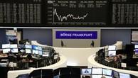 Sàn giao dịch chứng khoán Frankfurt, Đức trong phiên giao dịch ngày 18/2 - Ảnh: Reuters.