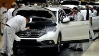 Bên trong một nhà máy sản xuất xe của hãng Honda - Ảnh: Getty/CNBC.