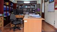 Nhà thầu phản ánh, cán bộ phụ trách bán HSMT tại Cục Hải quan tỉnh Tây Ninh không có mặt tại địa chỉ phát hành HSMT. Ảnh: Nhà thầu cung cấp