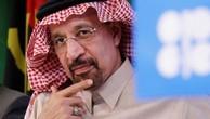 Bộ trưởng Bộ Năng lượng Saudi Arabia, ông Khalid al-Falih - Ảnh: CNBC.