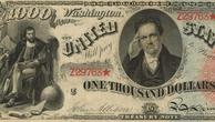 Đồng tiền mệnh giá 1.000 USD phát hành năm 1869 - Ảnh: Stack's Bowers Galleries.