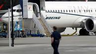 Một máy bay Boeing 737 MAX tại sân bay. Ảnh:CBC.