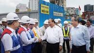 Thủ tướng: Bảo đảm kinh phí để metro số 1 hoàn thành đúng tiến độ