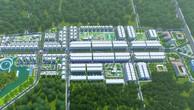 Dự án Khu tổ hợp thương mại dịch vụ trường học và nhà ở Gia Sàng (Crown Villas) với tổng mức đầu tư trên 2.100 tỷ đồng do Công ty CP Thương mại Thái Hưng làm chủ đầu tư
