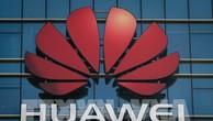 Biểu tượng của Huawei tại một văn phòng của tập đoàn ở tỉnh Quảng Đông, Trung Quốc. Ảnh: AFP/TXVN