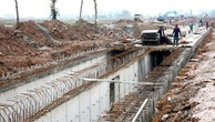 Gói thầu Xây dựng hệ thống cống tại Hà Đông: Liên danh An Xuân Thịnh - Sông Đà 9 thắng nhà thầu ngoại