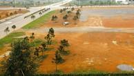 Sơn La là một trong số ít địa phương có số lượng dự án sử dụng đất lựa chọn nhà đầu tư theo hình thức đấu thầu rộng rãi áp đảo chỉ định thầu. Ảnh: Xuân Trường
