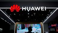 Gian hàng của Huawei tại triển lãm công nghệ CES năm ngoái ở Trung Quốc. Ảnh:Reuters