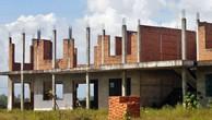 Thanh Hóa: Chấm dứt hợp đồng với nhà thầu bỏ thi công