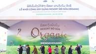 """Vinamilk đầu tư Tổ hợp """"Resort"""" bò sữa Organic 120 triệu USD tại Lào"""