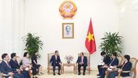 Phấn đấu đưa kim ngạch thương mại Việt Nam - Hàn Quốc lên 100 tỷ USD