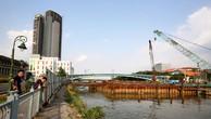 TP.HCM ưu tiên cải tạo lại hệ thống thoát nước, nạo vét kênh rạch… với nhu cầu vốn hơn 73.000 tỷ đồng. Ảnh: Lê Tiên