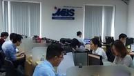 Giao dịch chứng khoán tại Công ty Chứng khoán MB- MBS. Ảnh: Văn Giáp/ BNEWS/TTXVN