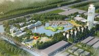 Dự án Chợ du lịch Huế, tỉnh Thừa Thiên Huế được xây dựng trên diện tích 18,23 ha với tổng mức đầu tư gần 950 tỷ đồng