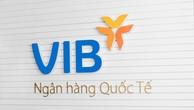 VIB bão lãi trước thuế 810 tỷ đồng trong quý I/2019, tăng trưởng 56%
