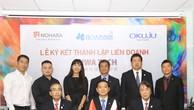Hòa Bình bắt tay đối tác Nhật Bản phát triển lĩnh vực trang trí nội thất