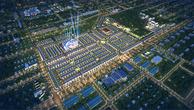 Phối cảnh tổng thể dự án Khu đô thị phức hợp – cảnh quan Cát Tường Phú Hưng