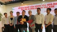 Việt Úc Group bàn giao vận hành Tòa nhà Ruby 1 - Ruby 2 của Dự án Aloha Beach Village cho CMC