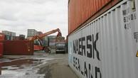 Xây dựng cụm cảng trung chuyển tại Quận 9, TP.HCM