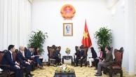 Thủ tướng hoan nghênh các doanh nghiệp Israel đầu tư vào Việt Nam
