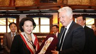 Thúc đẩy quan hệ giữa hai Quốc hội Việt Nam, Hungary