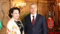 Chủ tịch Quốc hội Nguyễn Thị Kim Ngân hội kiến Thủ tướng Hungary Viktor Orban