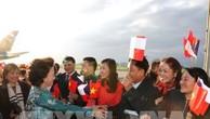 Chủ tịch Quốc hội Nguyễn Thị Kim Ngân bắt đầu thăm chính thức CH Czech