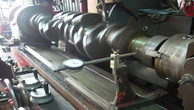 Đấu giá Dây truyền máy móc thiết bị sản xuất khí Công nghiệp tại Phú Thọ
