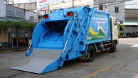 Đấu giá xe ép rác và xe xúc tại TP.HCM