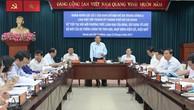 Phó Thủ tướng Thường trực Trương Hòa Bình làm việc với Thành ủy TPHCM