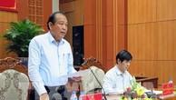 PTT Trương Hòa Bình kiểm tra công tác quy hoạch và luân chuyển cán bộ tại Quảng Nam