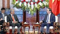 Chủ tịch nước: Việt Nam luôn coi trọng bảo vệ môi trường trong phát triển KTXH