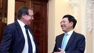 Bộ trưởng Ngoại giao Việt Nam, New Zealand hội đàm