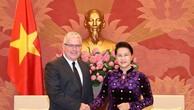 Chủ tịch Quốc hội tiếp Đại sứ Australia, Đại sứ New Zealand