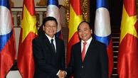 Thắt chặt quan hệ đoàn kết đặc biệt, thủy chung, trong sáng Việt-Lào