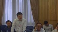Ông Mai Lương Khôi, Phó tổng cục trưởng Tổng cục Thi hành án dân sự.