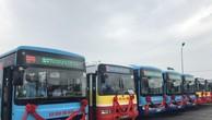 Tổng công ty Vận tải Hà Nội khai trương 2 tuyến buýt mới đến các huyện ngoại thành