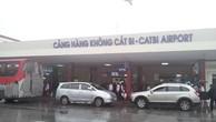 Sẽ xây dựng nhà ga hành khách thứ 2 tại Cảng hàng không quốc tế Cát Bi. Ảnh: TTXVN