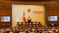 Kỳ họp thứ 3 Quốc hội khóa XIV dự kiến khai mạc ngày 22/5