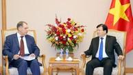 Tạo điều kiện thuận lợi phát triển hợp tác năng lượng Việt-Nga
