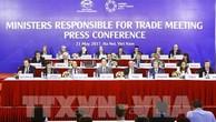 APEC 2017: Quyết tâm xây dựng hệ thống thương mại đa phương bền vững, minh bạch