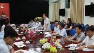 Thanh tra Chính phủ công bố kết luận thanh tra tại UBND tỉnh Hoà Bình (Ảnh: TTCP).