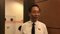 Đại biểu Nguyễn Văn Chiến - Phó Chủ tịch Liên đoàn Luật sư Việt Nam. Ảnh: Trần Tuyết
