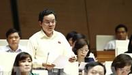 Bên lề Kỳ họp thứ 3 Quốc hội khóa XIV: Quản lý hiệu quả nợ công theo hướng kiểm soát chặt