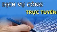 Bộ ngành, địa phương thực hiện 707 TTHC mức độ 3,4