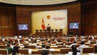 Thông cáo số 16, kỳ họp thứ 3, Quốc hội khóa XIV