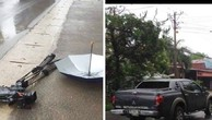 Bắt khẩn cấp đối tượng đâm hỏng máy quay phim của phóng viên VTV