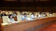 Gần 90% Đại biểu Quốc hội bấm nút thông qua Luật Du lịch